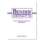 Bender®-Gestalt II Bender® Visual-Motor Gestalt Test, Second Edition